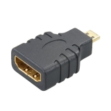 Vivanco Adapter HDMI A hona - D hane (Micro HMDI)