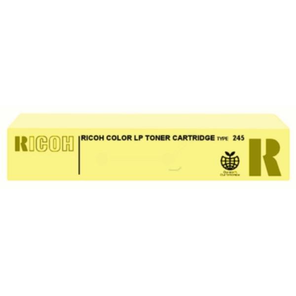 Pris på Ricoh Tonerkassett gul 15 000 sider 888313 Tilsvarer: N/A
