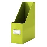 Tidsskriftsamler Click & Store WOW grøn