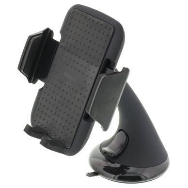 DELTACO DELTACO Holder til smartphone, justerbart fæste, sugekop