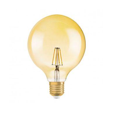 OSRAM Osram Vintage 1906 LED Globe 21 FIL Guld 4058075808980 Motsvarar: N/A