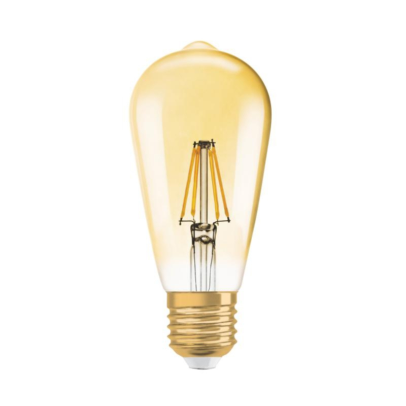 Osram Vintage 1906 LED Edison 21 FIL
