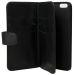 Gear Lommeboketui iPhone 6, med 7 kortlommer, svart