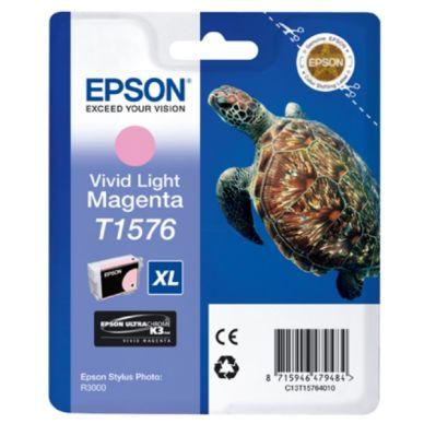 EPSON Mustepatruuna vaalea magenta 25,9ml