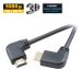 Vivanco HDMI High Speed Ethernet kabel 2x90° 1,5m