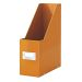 Tidskriftssamlare Click & Store WOW orange