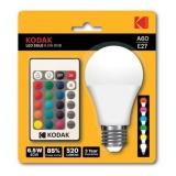 Kodak LED A60 E27 520lm RGB 6.5W