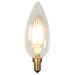Decoration LED Klar filament lampa E14