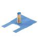 Papperskorgspåse HD 12my 30L knyt, 25 st