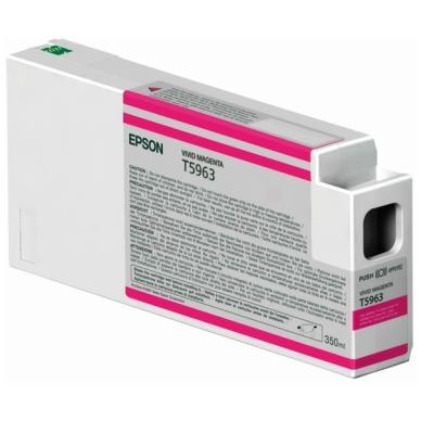 EPSON Mustepatruuna magenta 350ml