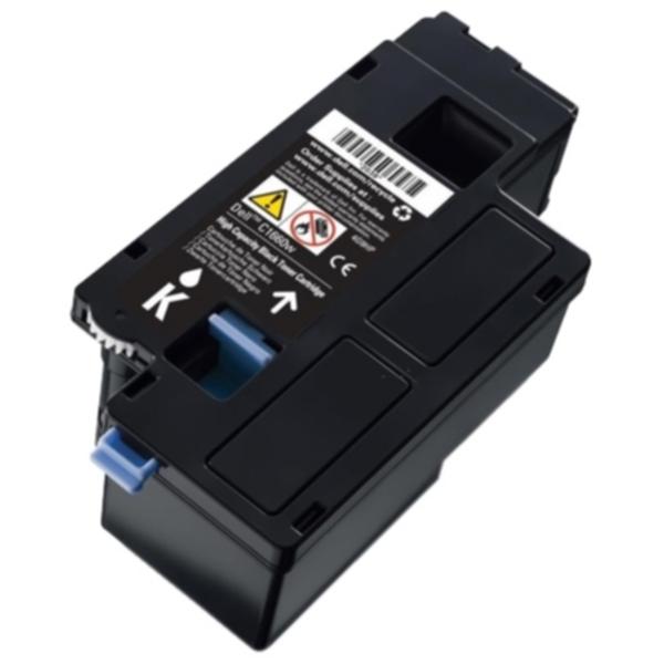 Pris på Dell Tonerkassett sort (4G9HP) (7C6F7) 1.250 sider 593-11130 Tilsvarer: N/A