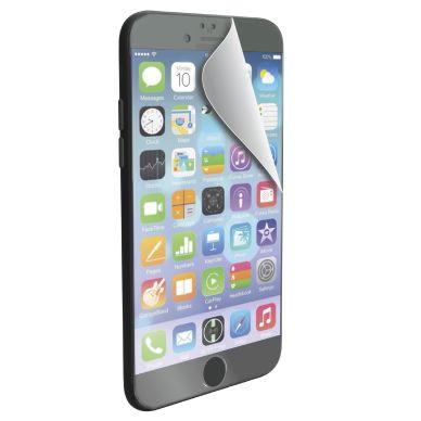 Muvit Protection écran pour iPhone 6 lot de 2, dépoli+clair Muvit