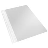 Tilbudsmappe Esselte u. lomme A4 hvid