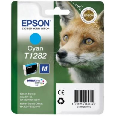 EPSON Mustepatruuna cyan 3,5ml