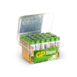 GP Super Alkaline AAA-batteri, 24-pack