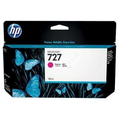 HP Cartouche d'encre magenta HP 727, 300 ml
