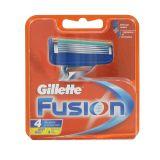 Gillette Fusion 4 kpl partateriä