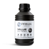 PrimaCreator Value UV / DLP DLP Resin - 500 ml - Svart
