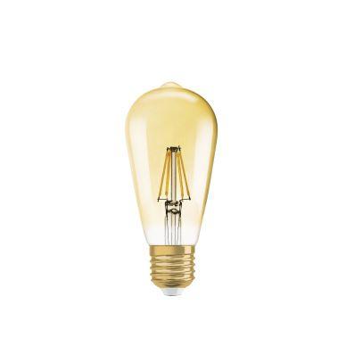 OSRAM Osram Vintage 1906 LED Edison E27, 7W Dim