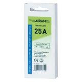 Airam smältpropp 25A, 5-pack