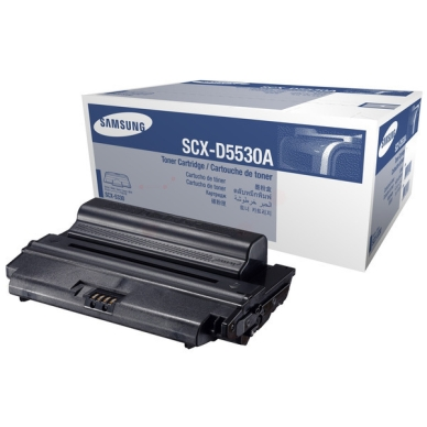 Samsung Toner Black for SCX-5530FN – Lasertoner Sort
