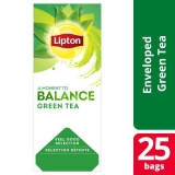 Lipton Green Tea, 25 pss