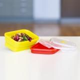 Matlådor i silikon, 2-pack