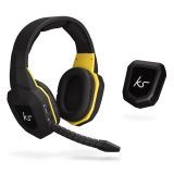 Kitsound Storm headset för PC/XBOX/PS4, svarta