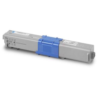 OKI C 332/MC 363 C lasertoner – 46508711  – Cyan 3000 sider