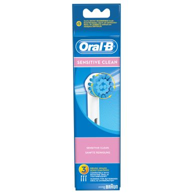 Bild Original Oral-B Sensitive 3-pack