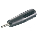 Vivanco Audioadapter 2.5mm hane - 3.5mm hona