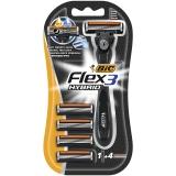 BIC Flex 3 Hybrid Barberhøvel