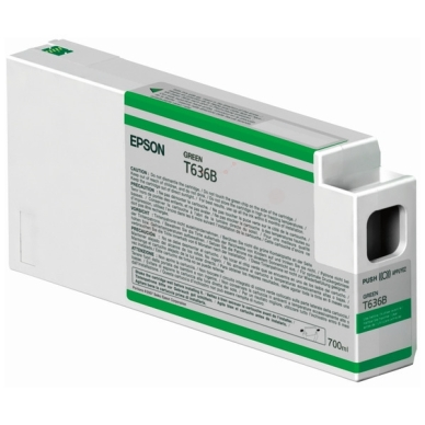 Epson Epson T636B Mustepatruuna vihreä, EPSON
