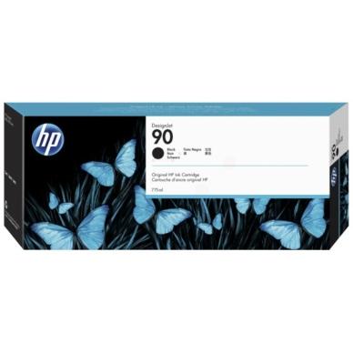 HP HP 90 Mustepatruuna musta
