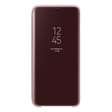 Samsung View Cover GALAXY S9 Guld