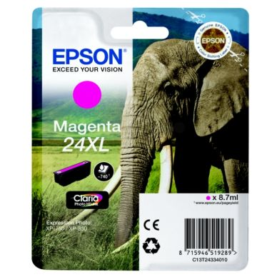 EPSON Mustepatruuna magenta, 740 sivua, high yield