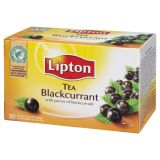 Lipton Sun Tea Blackcurrant 25-pakk