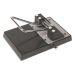 Hullemaskin RAPID KC3 krom/svart