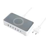 Xtorm XPD16 USB hub med QI, Vigor
