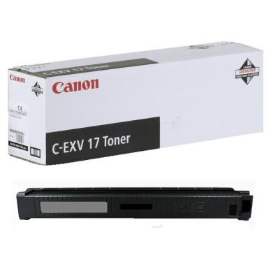 CANON Värikasetti musta 26.000 sivua (C-EXV 17)