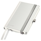 Notesbog Style A6 Hard linj. 80ark hvid