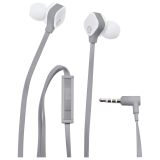 HP H2310 In Ear Headset, grå/vit