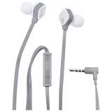 HP H2310 In Ear Headset, grå/vit