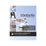 Avfallspåsar Brabantia B, dispenser 5L 60/FP