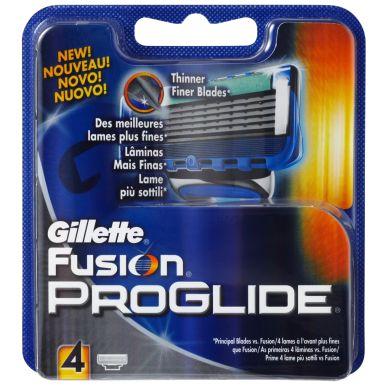 Gillette Gillette Fusion Proglide 4 stk barberblad