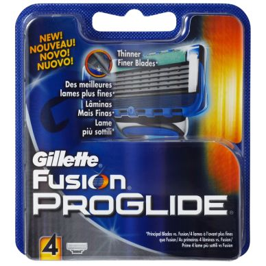 Bild Gillette Gillette Fusion Proglide 4 Rasierklingen