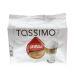 Gevalia Tassimo Latte Macchiato kaffekapsler, 8 port.