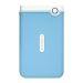 """Transcend 2,5"""" ulkoinen kovalevy, 1TB USB 3.0, sininen"""