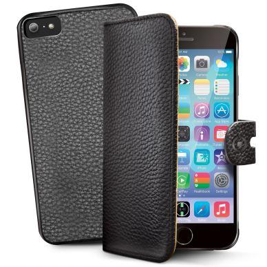 Bild Celly Celly Magnet Wallet Case iPhone 6 Schwarz