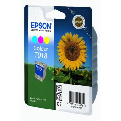 EPSON Blekkpatron farge 3x13.5ml